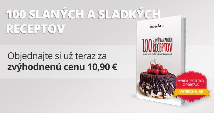 100 slaných a sladkých receptov