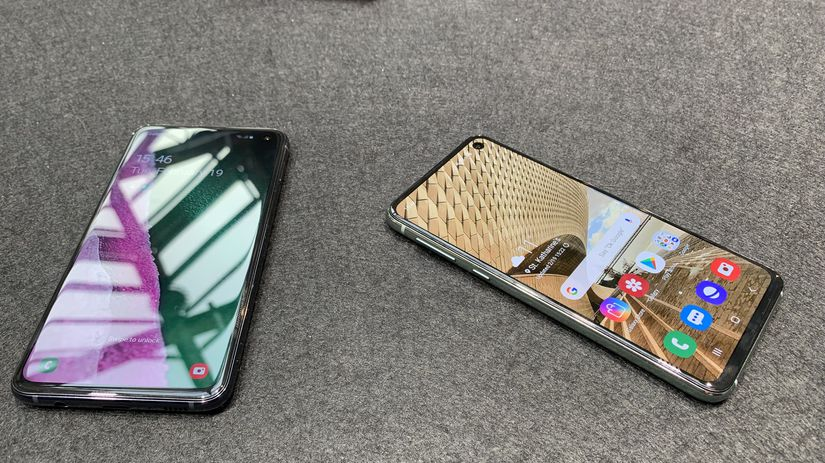 Samsung, Galaxy S10, S10+, S10e