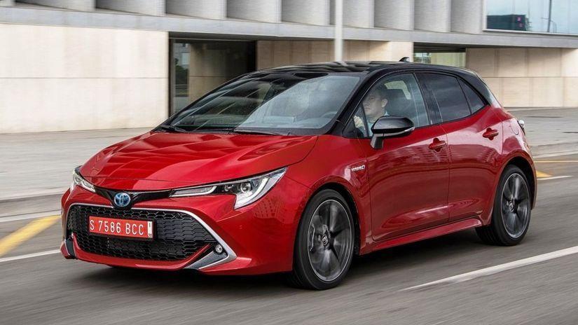 Toyota Corolla Hatchback - 2019