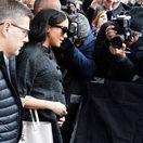 Meghan v New Yorku vyvolala ošiaľ paparazzov! Prekvapila aj mužským garde