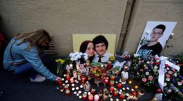 zhromaždenie, spomienka na Jána Kuciaka a martinu Kušnírovú
