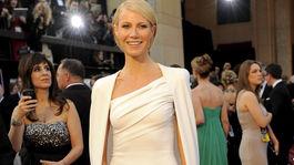 84th Academy Awards Herečka Gwyneth Paltrow v roku 2012 v kreácii Tom Ford.