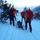 Pád lavíny v Nízkych Tatrách neprežil slovenský lyžiar