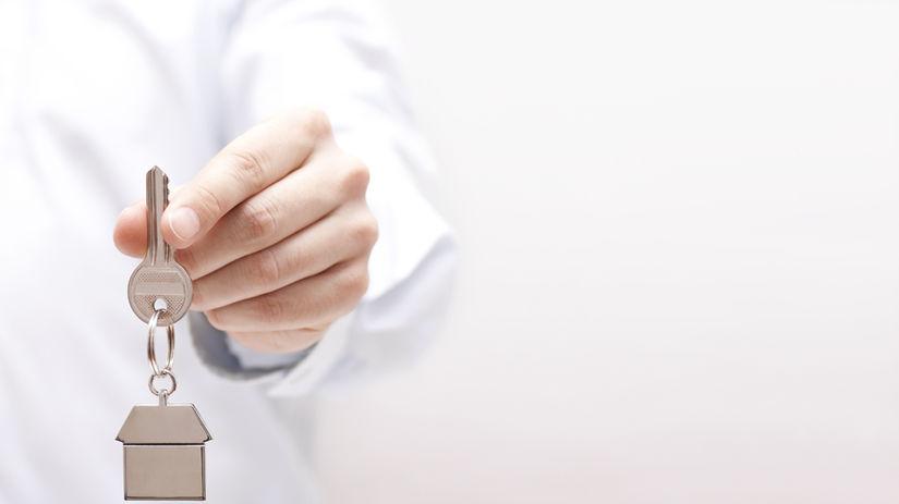 dom, kľúč