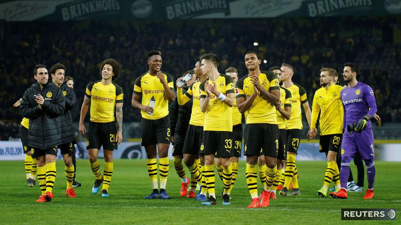 Dortmund, Leverkusen