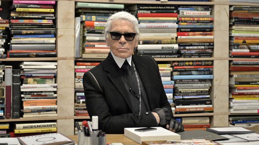 Na archívnej snímke zo 14. februára 2014 Karl...