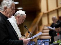 pápež František, vatikán, summit