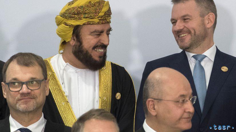 Egypt SR premiér návšteva EÚ LAŠ