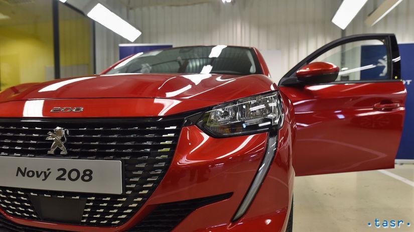 Nový model Peugeot 208,
