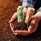 pôda, peniaze, eurá