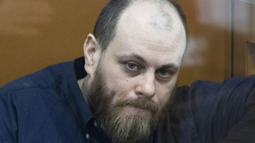 Rusko Moskva Ruslan Stojanov Kaspersky