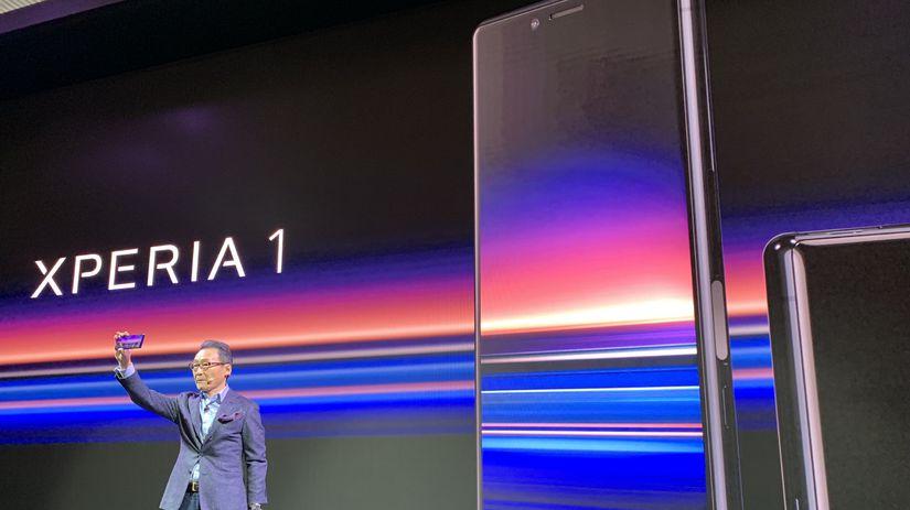 Sony, Xperia 1, MWC 2019