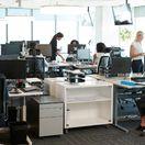 open space, kancelárie