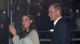 Princ William a jeho manželka, vojvodkyňa Catherine
