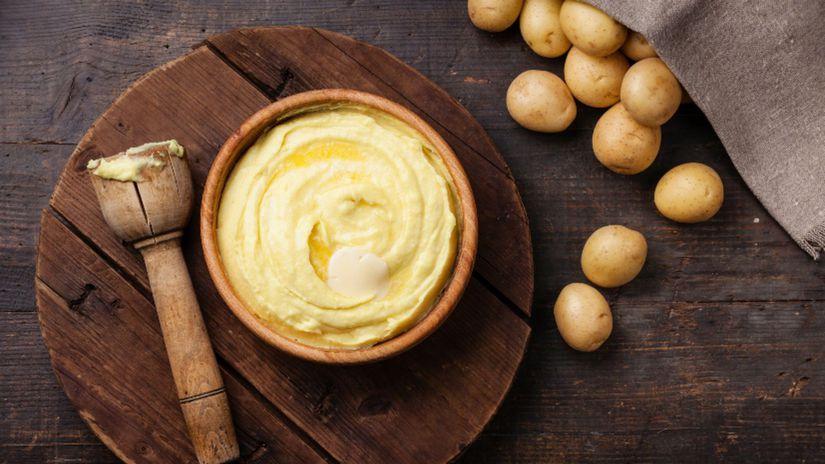 zemiaková kaša