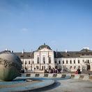 prezidentský palác bratislava