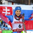 Sweden Alpine Skiing Worlds Vlhová MS