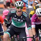 Je rýchlejší ako Sagan, ale na Giro nejde. Bora zožala kritiku
