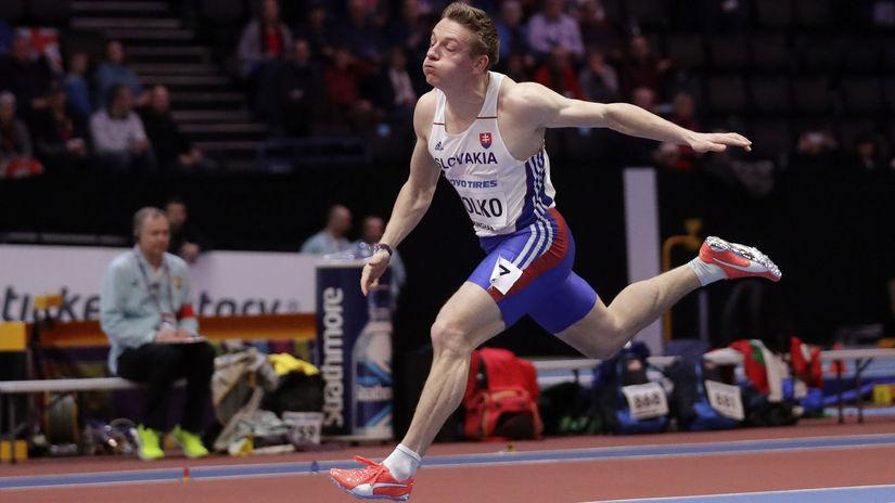 Britain Athletics Indoor Worlds Volko