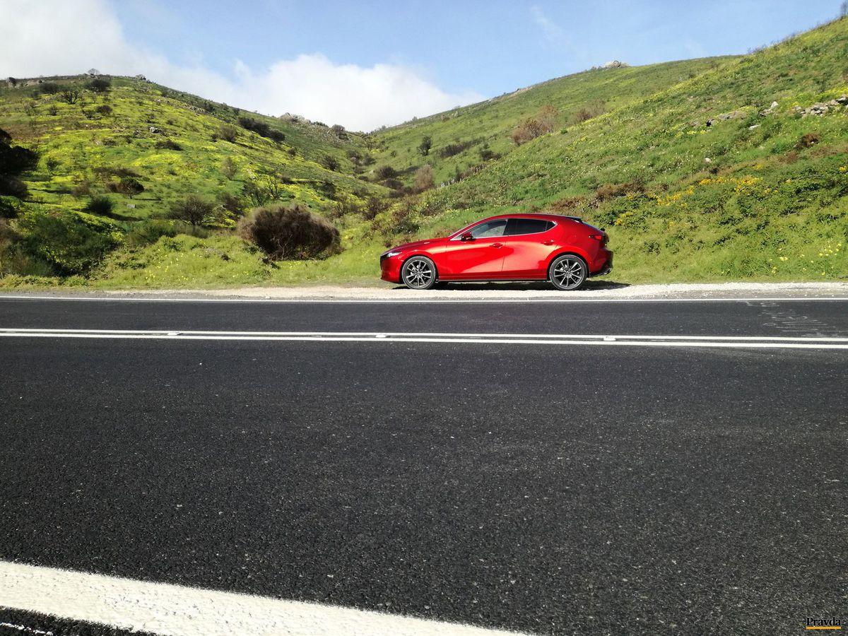 bb7a9c5160f Prvá jazda  Mazda 3 – nová zásielka emócií - Testy - Auto - Pravda.sk