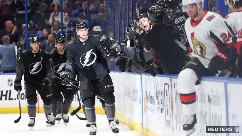 HOCKEY-NHL-TBL-OTT/ černák