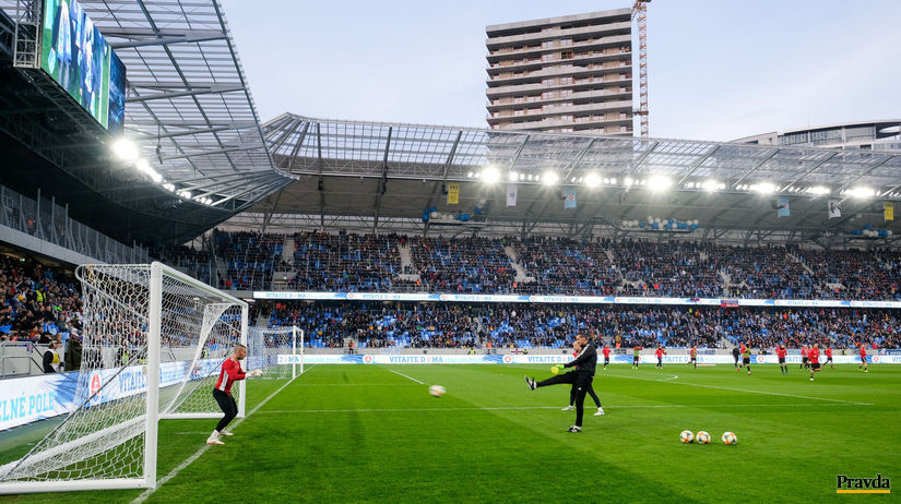 slovan štadión