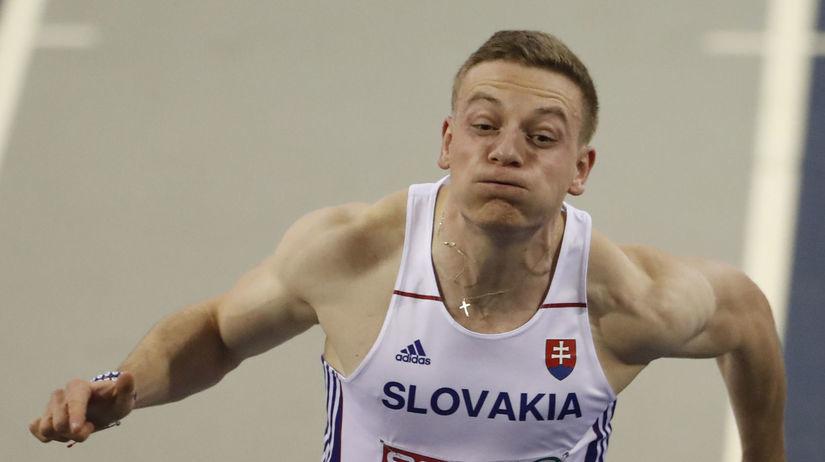Británia atletika SR Volko ME halové 60m...