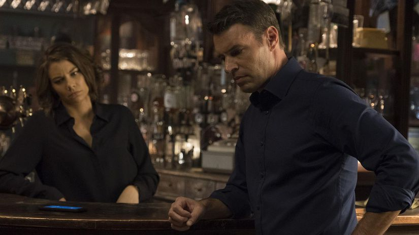 whiskey cavalier, lauren cohan, scott foley,