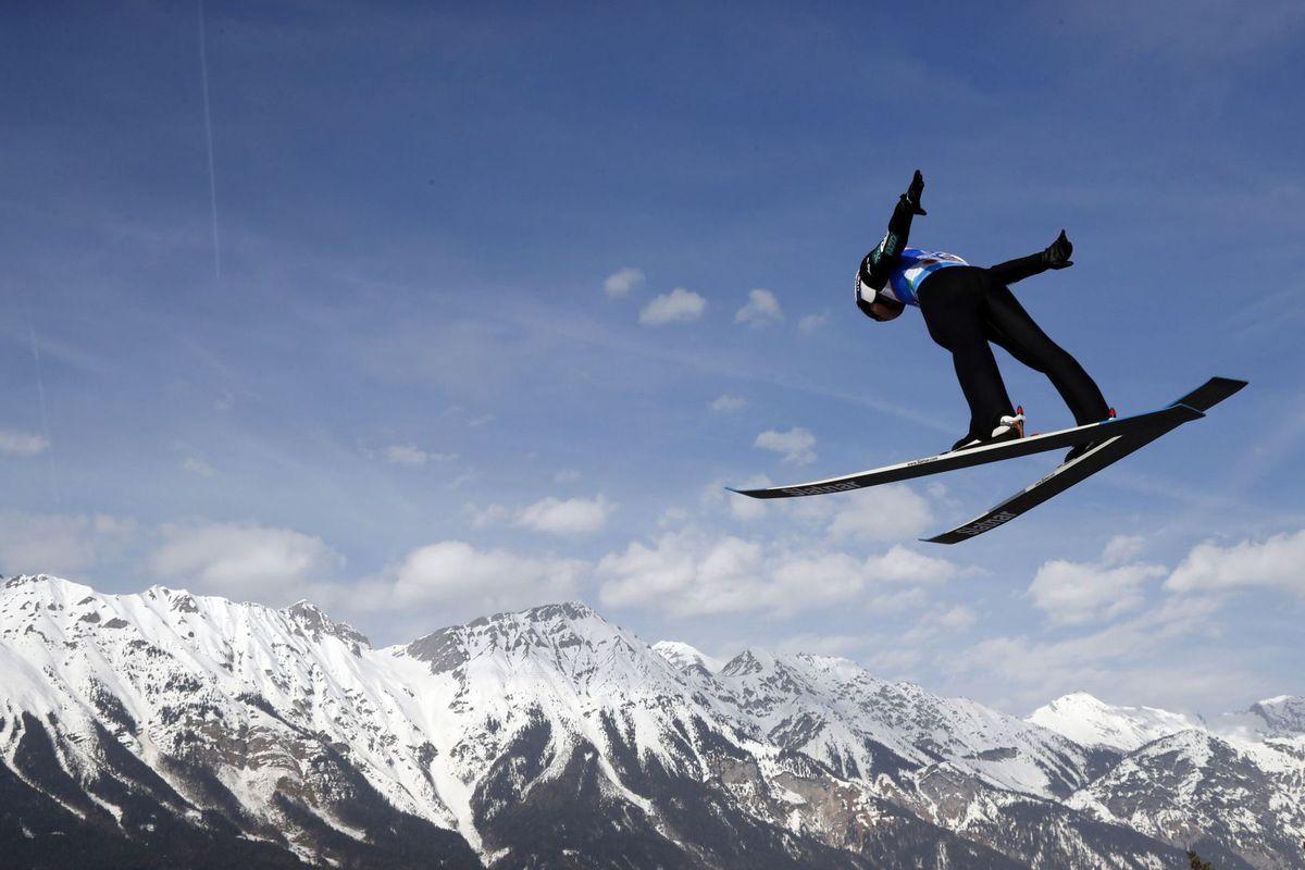Rakúsko, Nordic Skiing Worlds, skok na lyžiach,
