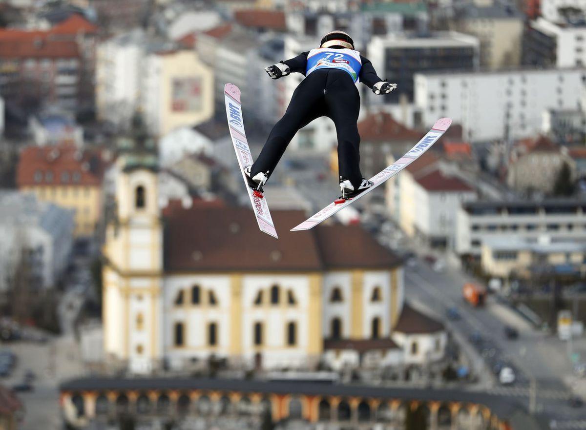 Rakúsko, Nordic Skiing Worlds, skoky na lyžiach
