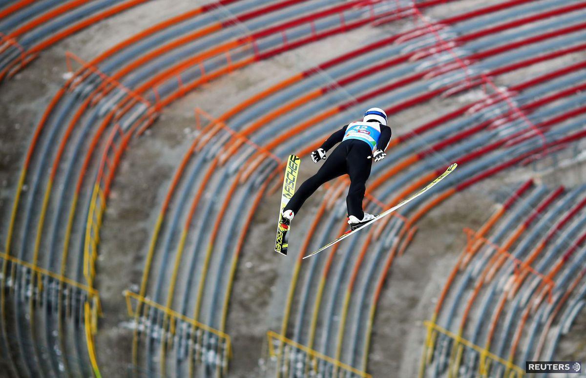 skok na lyžiach, Innsbruck, šampionát