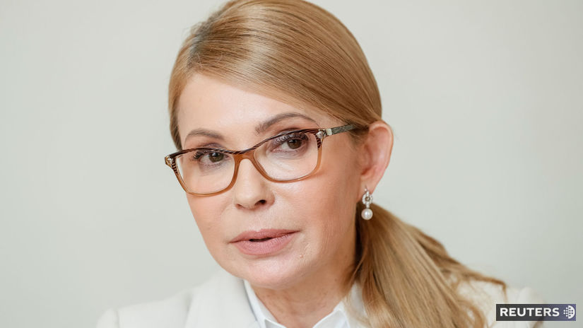Julia Tymošenková, ukrajina