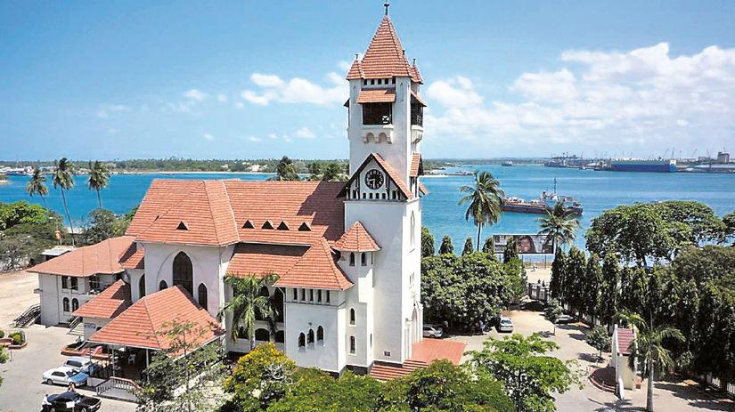 Kostol Tanzánia