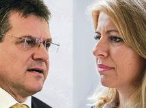 Po Kiskovi by bol zmenou Šefčovič, nie Čaputová, hovorí analytik