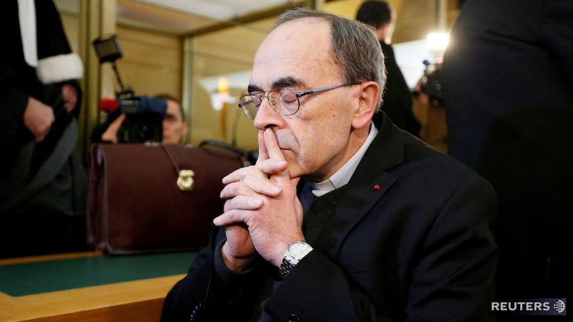 Philippe Barbarin, kňaz, zneužívanie detí,...