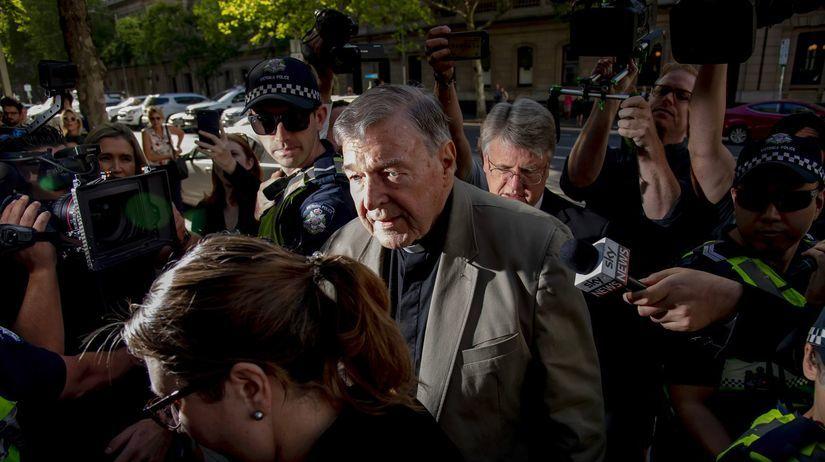 Austrália Vatikán kardinál Pell väzba