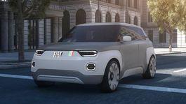 Fiat Centoventi Concept - 2019