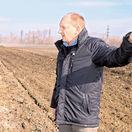 Morgen Hansen, farmár