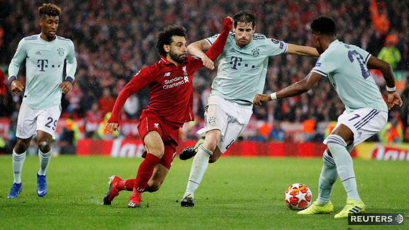 Mohamed Salah, Bayern Mníchov