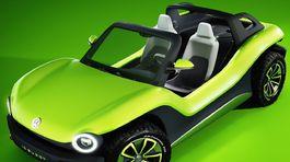 VW I.D. Buggy Concept - 2019