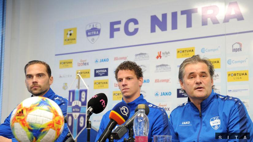 FUTBAL-FL: FC Nitra pred jarnou sezónou galád