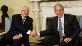 George W. Bush, Ivan Gašparovič