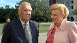 Michal Kováč, Emília Kováčová