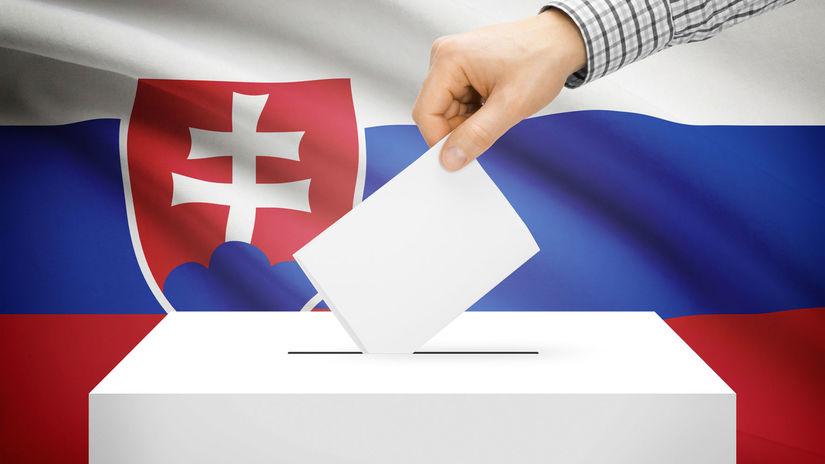 voľby, volebná schránka, urna
