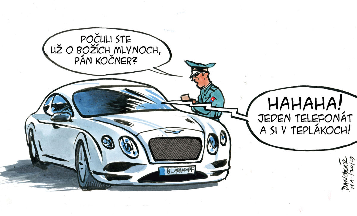 Karikatúra 15.03.2019