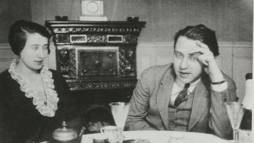 Ilona a Sándor Máraiovci