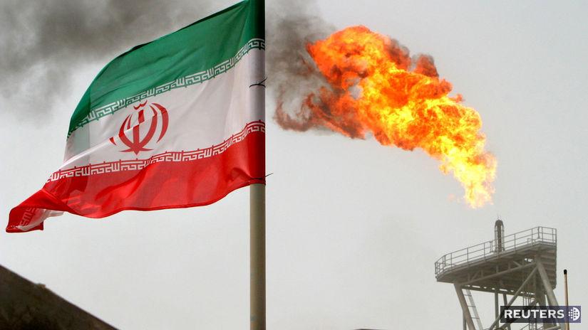 Irán, plynovod, palivo