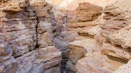 Izrael, kaňon