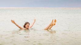 Izrael, Mŕtve more