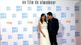 Penelope Cruz a Antonio Banderas